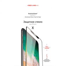 Защитное стекло для iPhone Red Line Corning Full S…